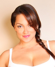 Monica mendez in a boobster tank top